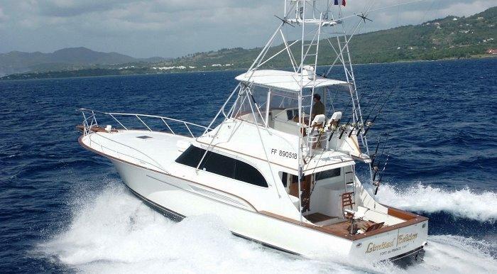 1989 Buddy Davis 47 Sportfish Power Boat For Sale Www