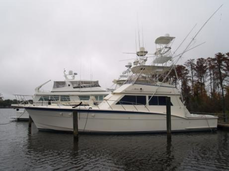 Hatteras 55 Convertible Boats For Sale YachtWorld