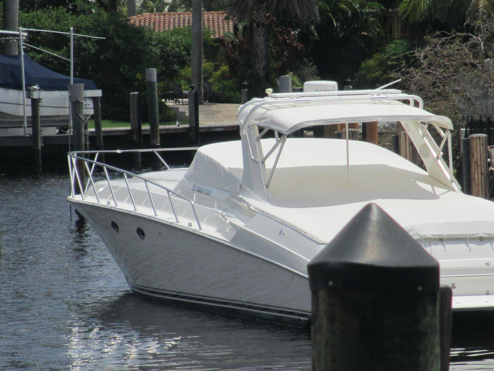 2005 Fountain 48 Express Cruiser Power Boat For Sale Www