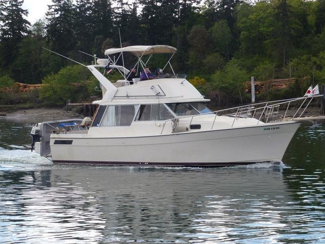 1980 Bayliner 3270 Power Boat For Sale Wwwyachtworldcom