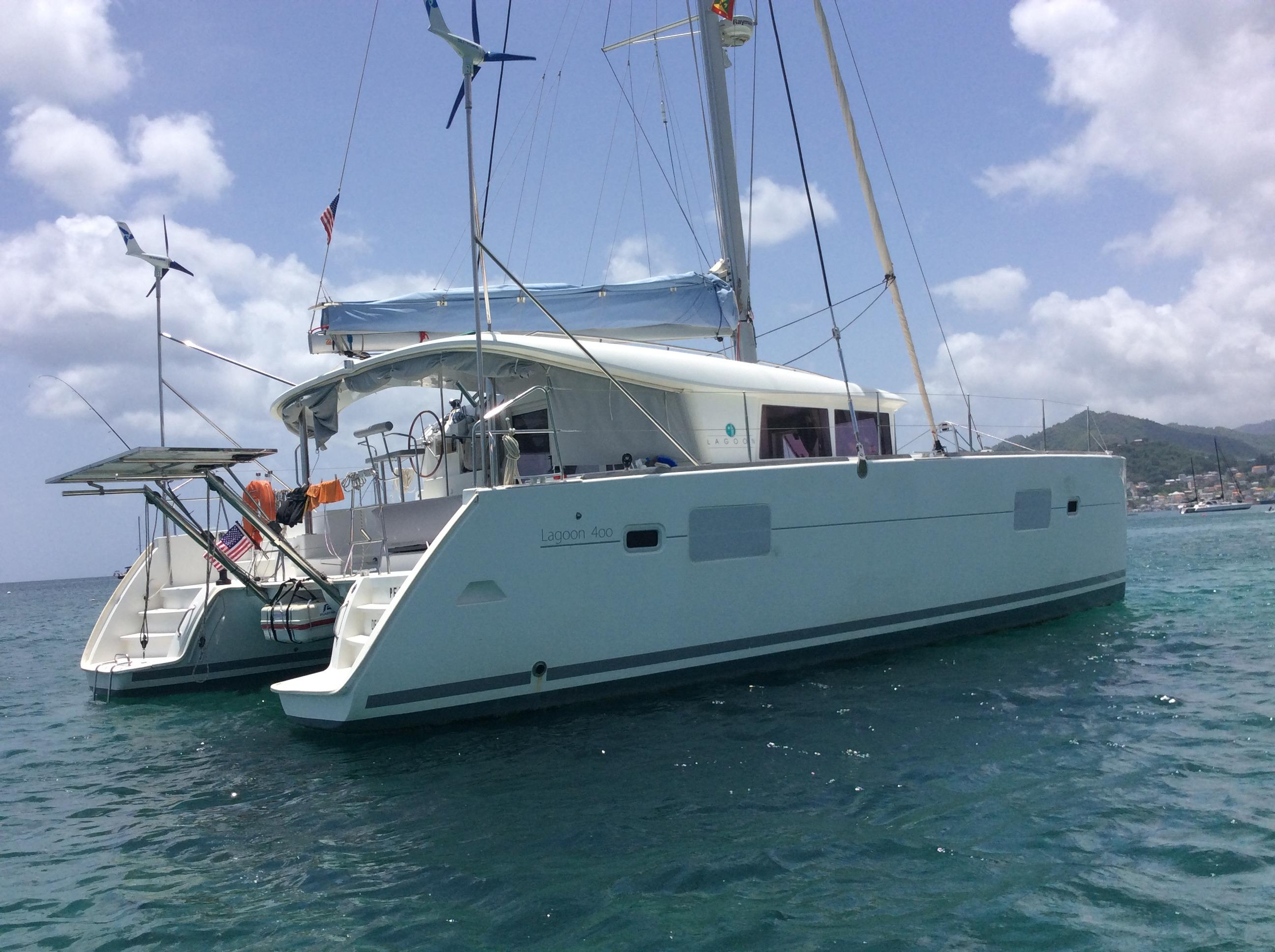 2010 Lagoon 400 Owner Version Sail Boat For Sale Wwwyachtworldcom