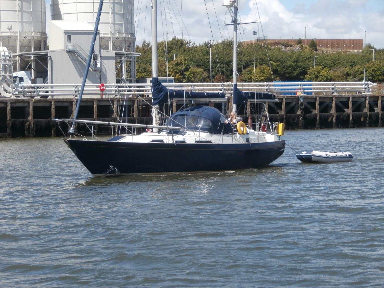1977 Nicholson 39 Sail New And Used Boats For Sale Wwwyachtworldcouk