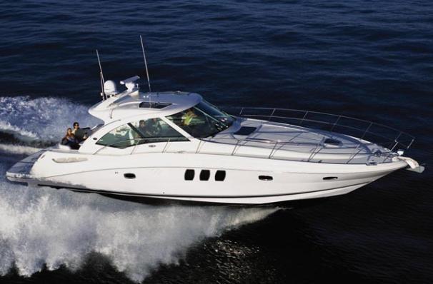 2008 Sea Ray 48 Sundancer Power Boat For Sale Www