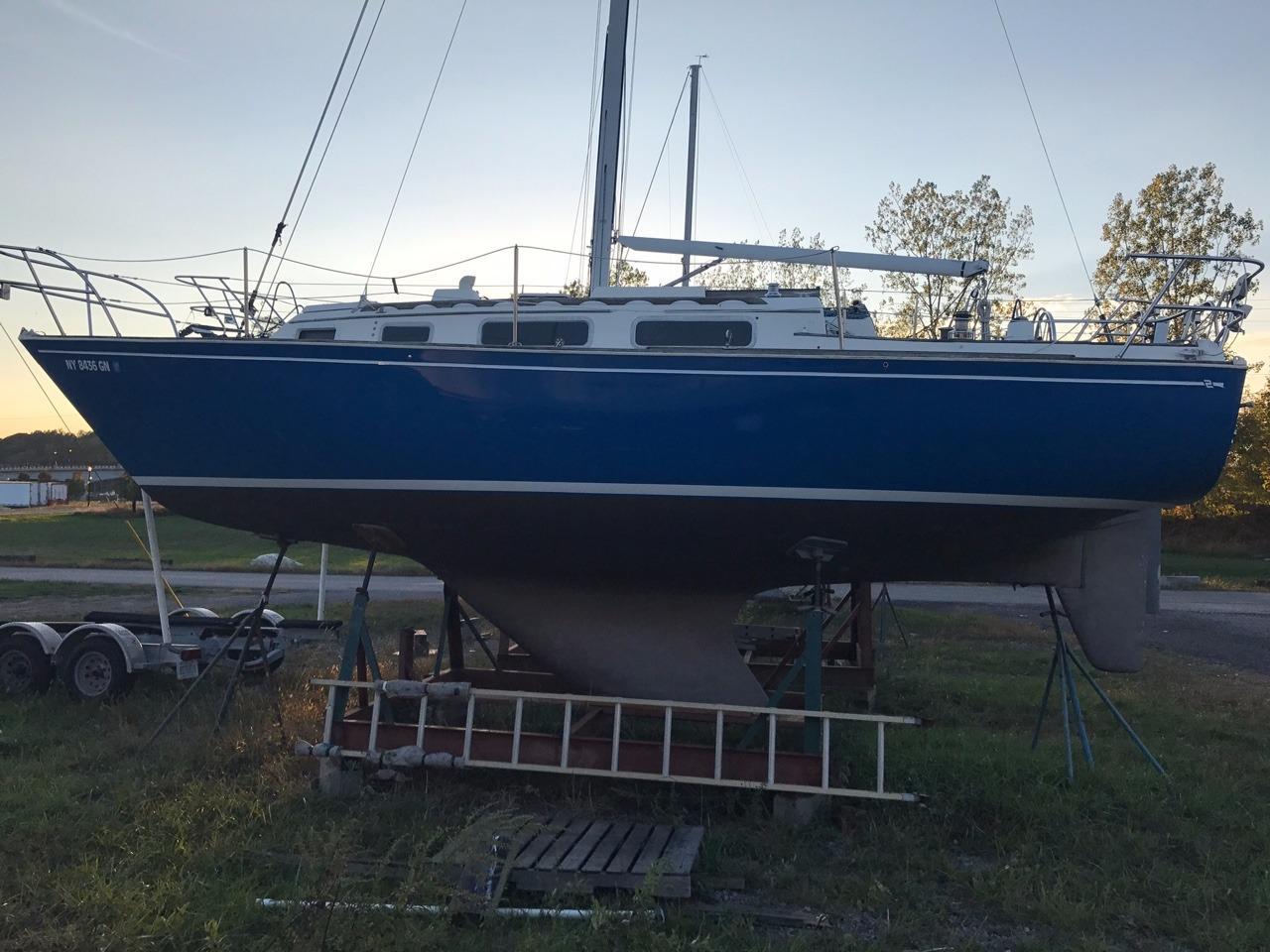 1982 Sabre 28 Sail Boat For Sale Wwwyachtworldcom