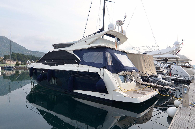 2015 Absolute 56 FLY Power Boat For Sale Wwwyachtworldcom