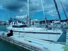 1991 Dudley Dix Dix 43 Steel Cutter Sail Boat For Sale