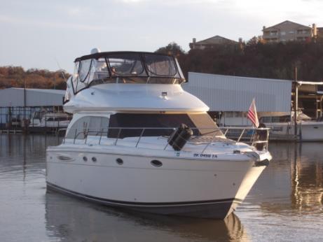 Meridian 411 Sedan Bridge Boats For Sale YachtWorld