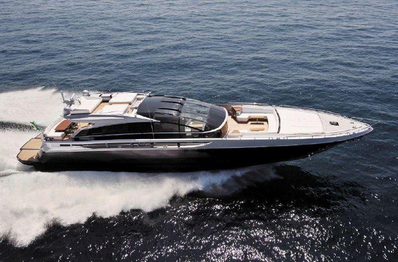 2015 Baia ONE HUNDRED Power Boat For Sale Wwwyachtworldcom
