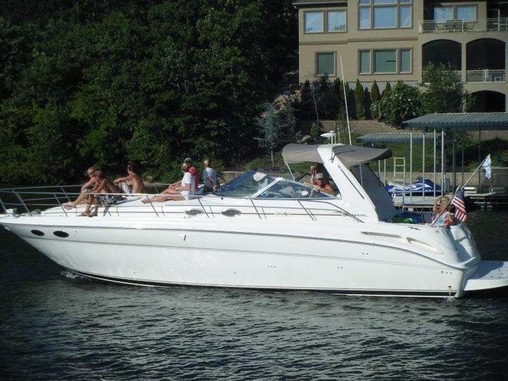 1999 Sea Ray 380 Sundancer Power Boat For Sale Www