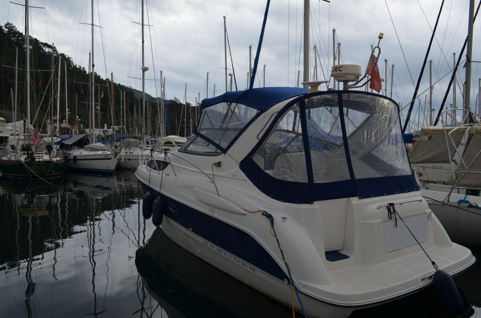 2003 Bayliner Ciera 305 Power Boat For Sale Www
