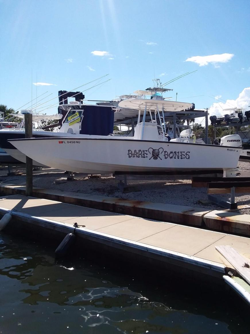 2008 Custom Rambo 27 CC Power Boat For Sale - www ...