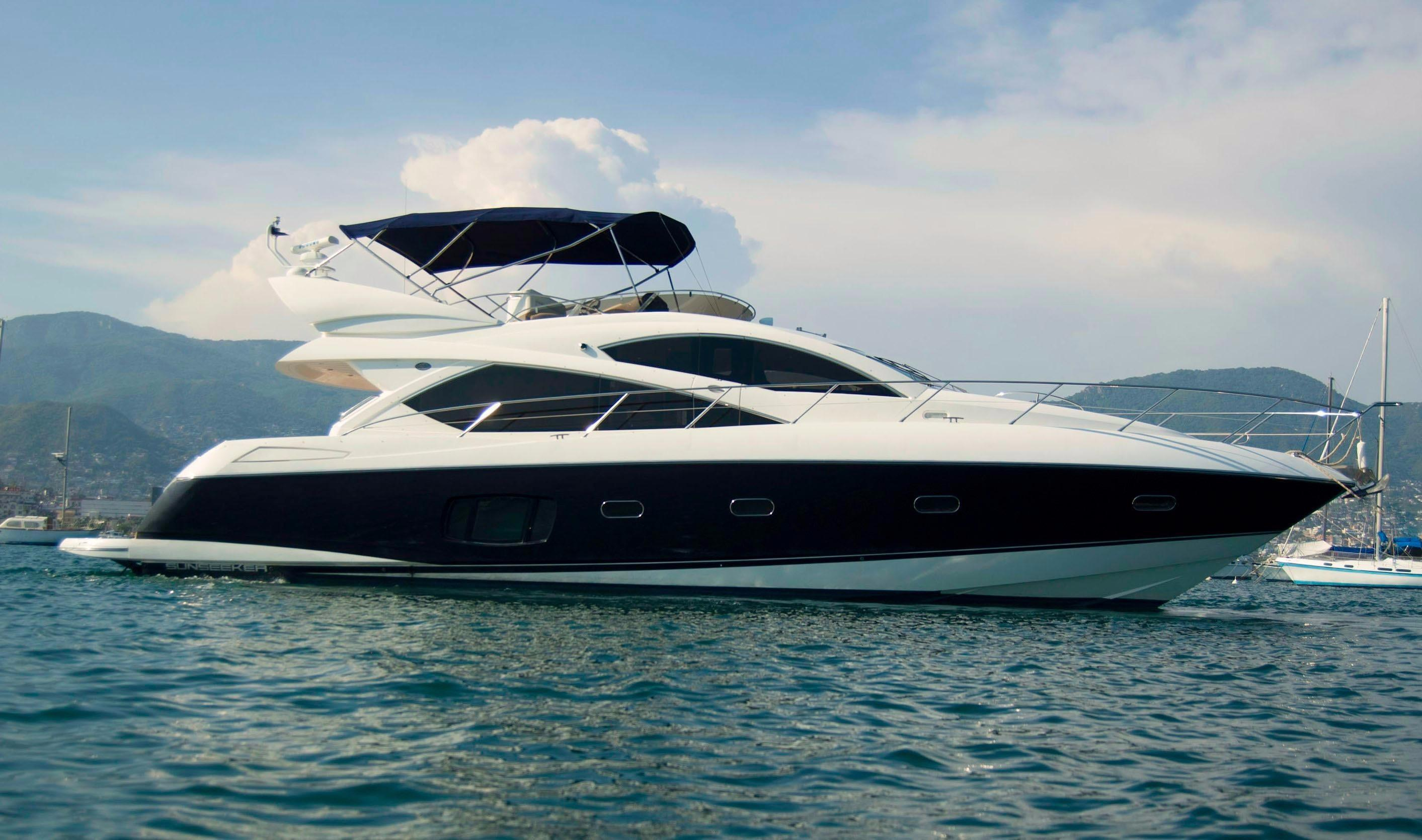 2008 Sunseeker Manhattan 60 Power Boat For Sale Www