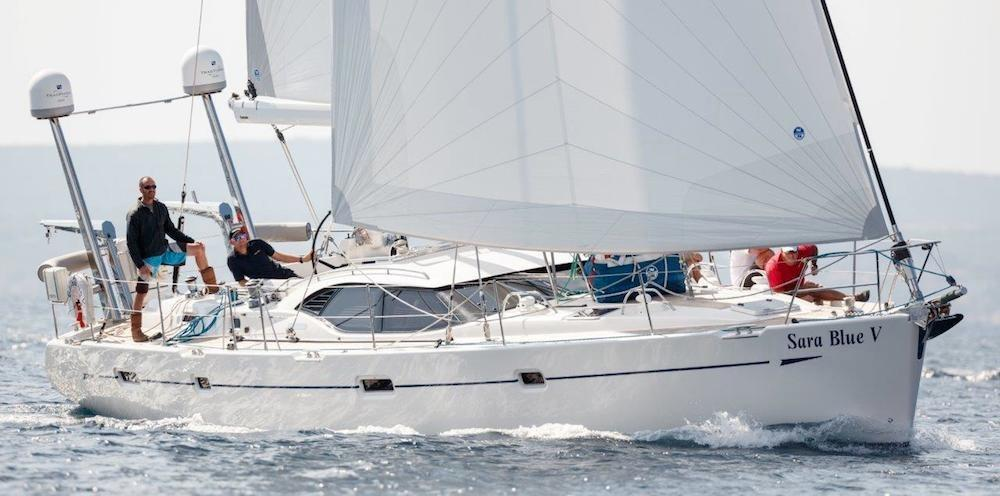 2010 Oyster 54 Sail Boat For Sale Wwwyachtworldcom