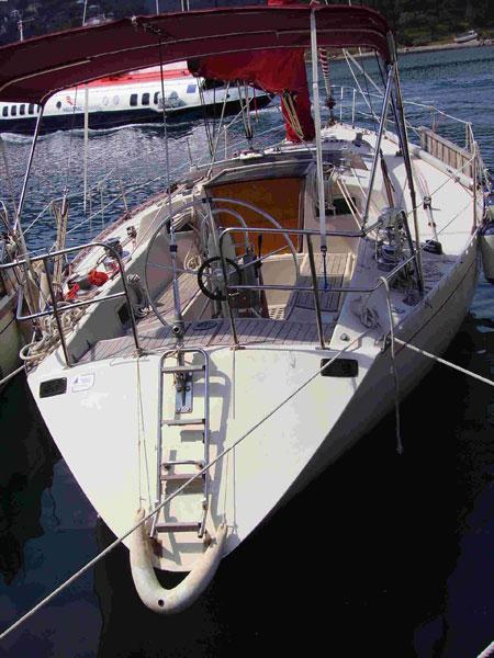 1981 Beneteau First 42 Sail Boat For Sale Wwwyachtworldcom