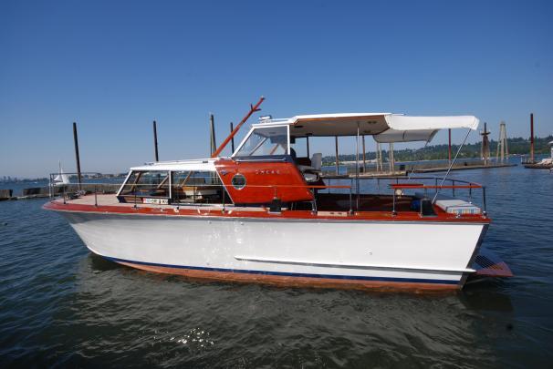 1959 Owens Flagship Power Boat For Sale Wwwyachtworldcom