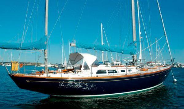 1976 Hinckley Souwester 50 Sail Boat For Sale Wwwyachtworldcom