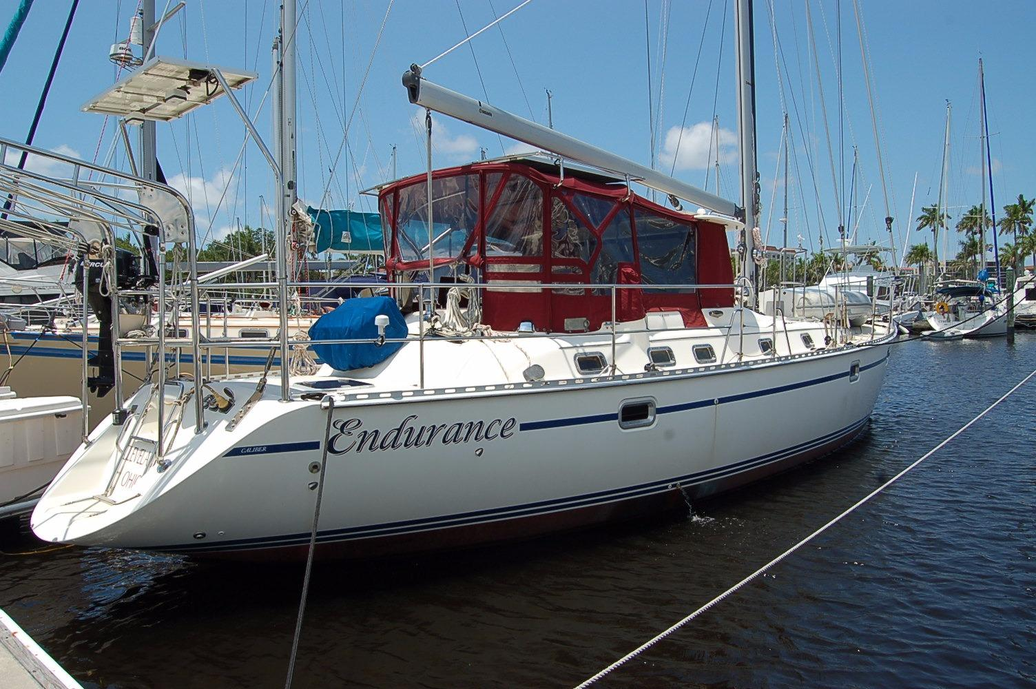 2008 Caliber 47LRC SE Sail Boat For Sale Wwwyachtworldcom