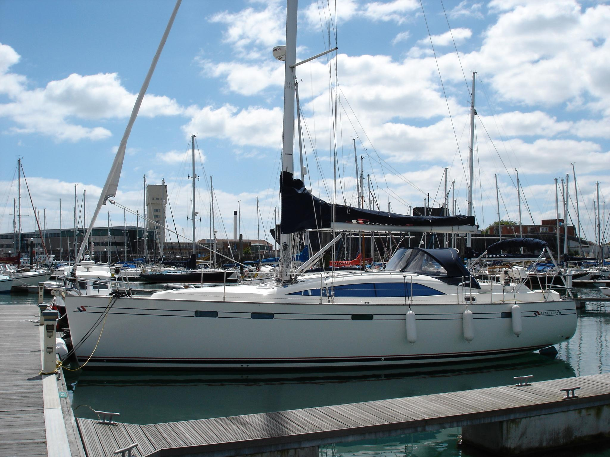 2009 Southerly 38 Sail Boat For Sale Wwwyachtworldcom
