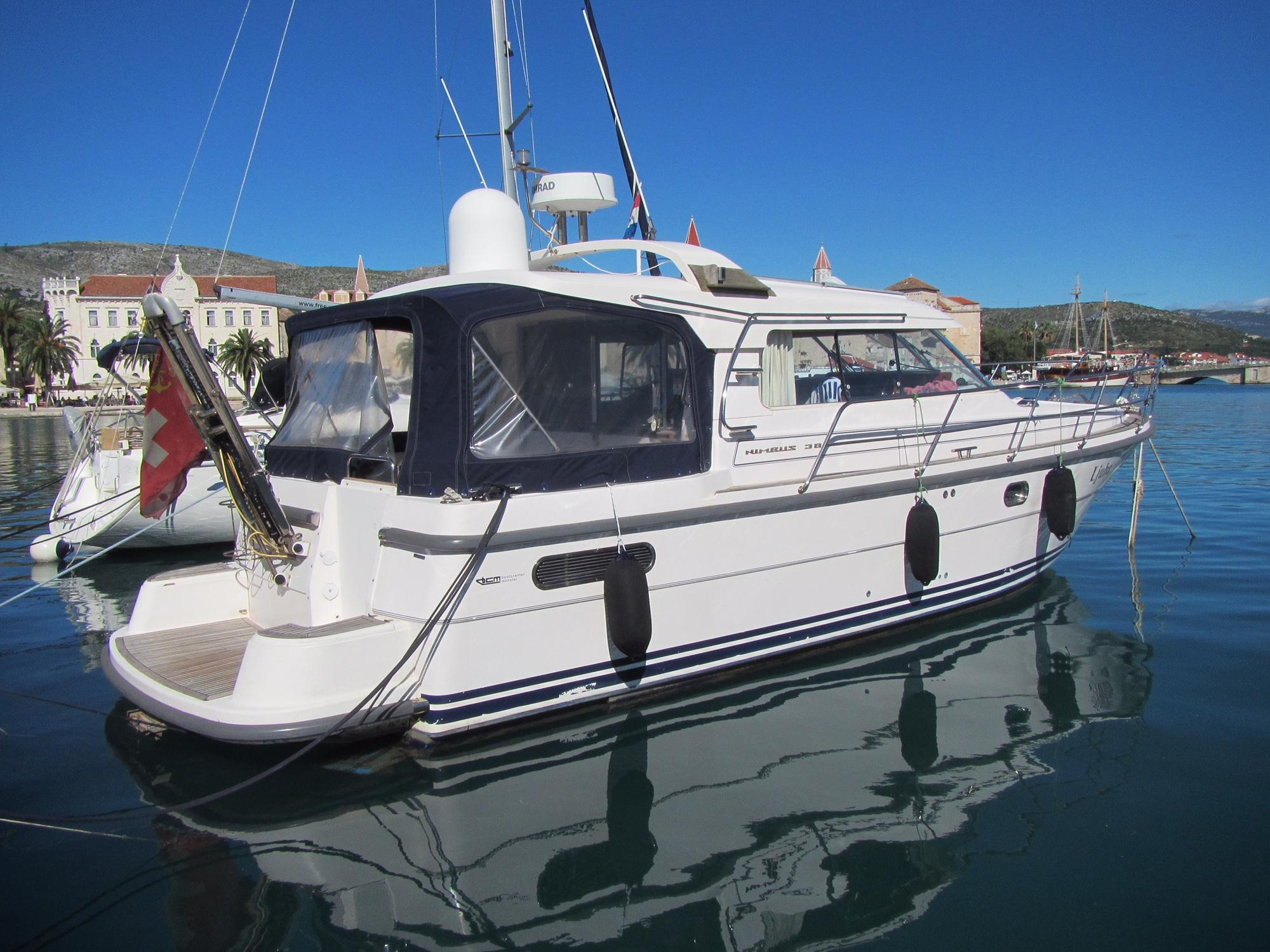 2002 Nimbus 380 Coup Power Boat For Sale Wwwyachtworldcom