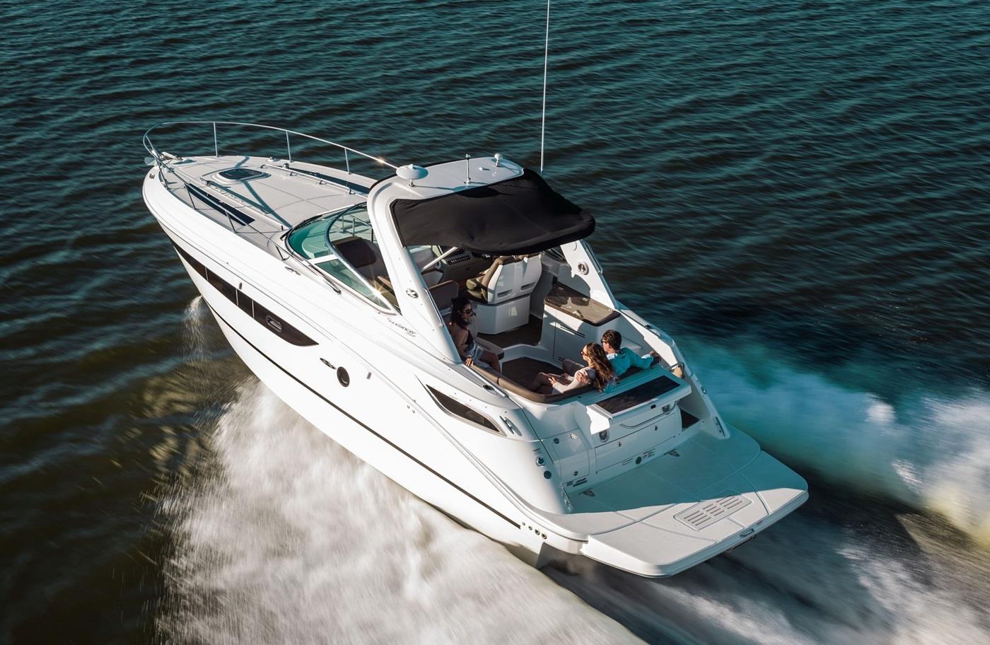 2015 Sea Ray 350 Sundancer Power Boat For Sale Www