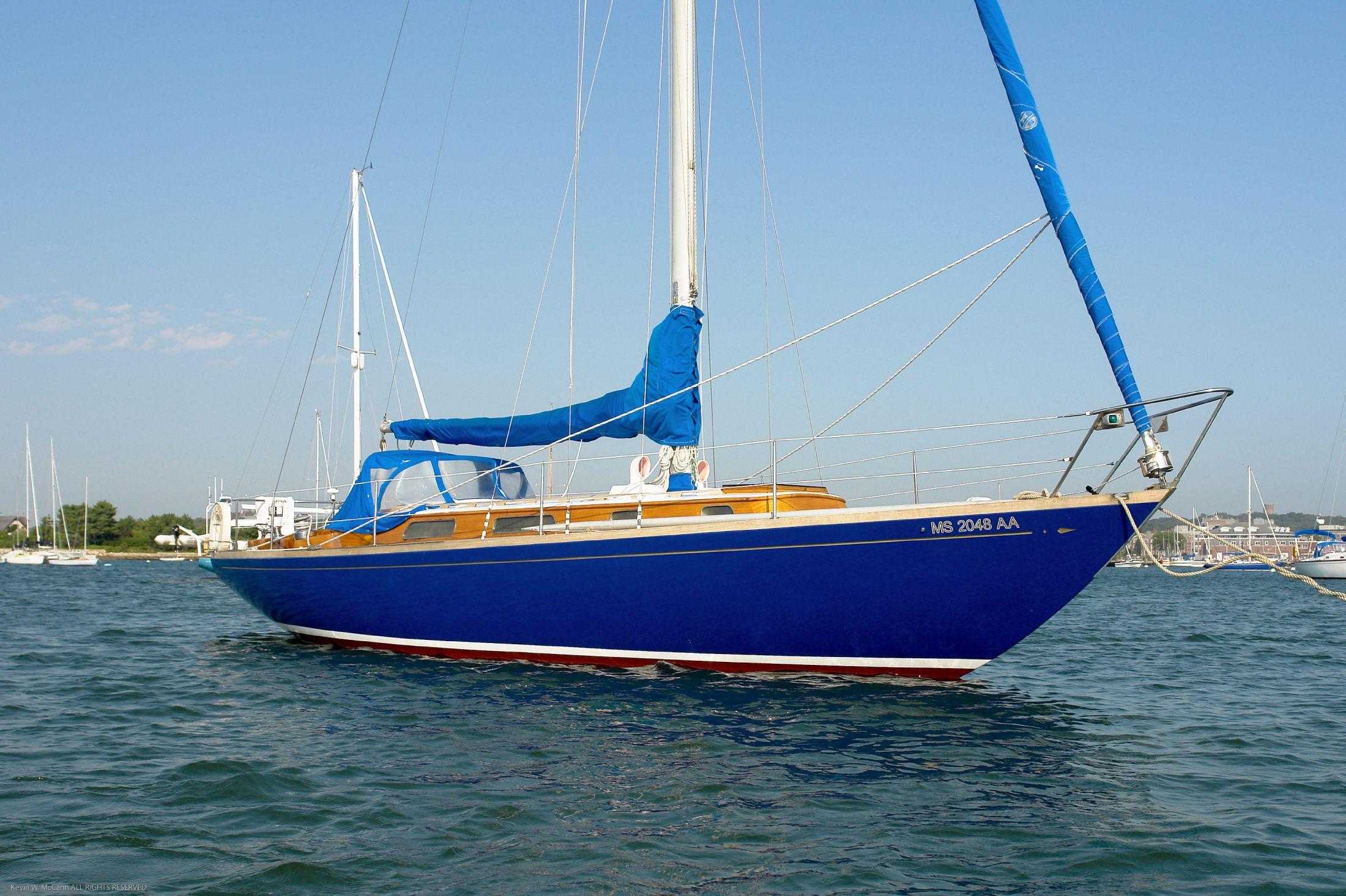 1969 Ohlson 38 Sail Boat For Sale Wwwyachtworldcom