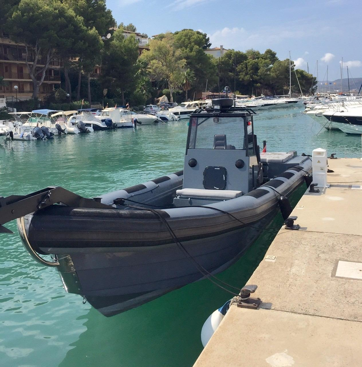2010 Madera 1250 Cargo Power Boat For Sale Www