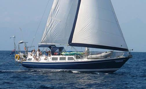 1992 Bruce Roberts 45 Cutter Sail Boat For Sale Wwwyachtworldcom