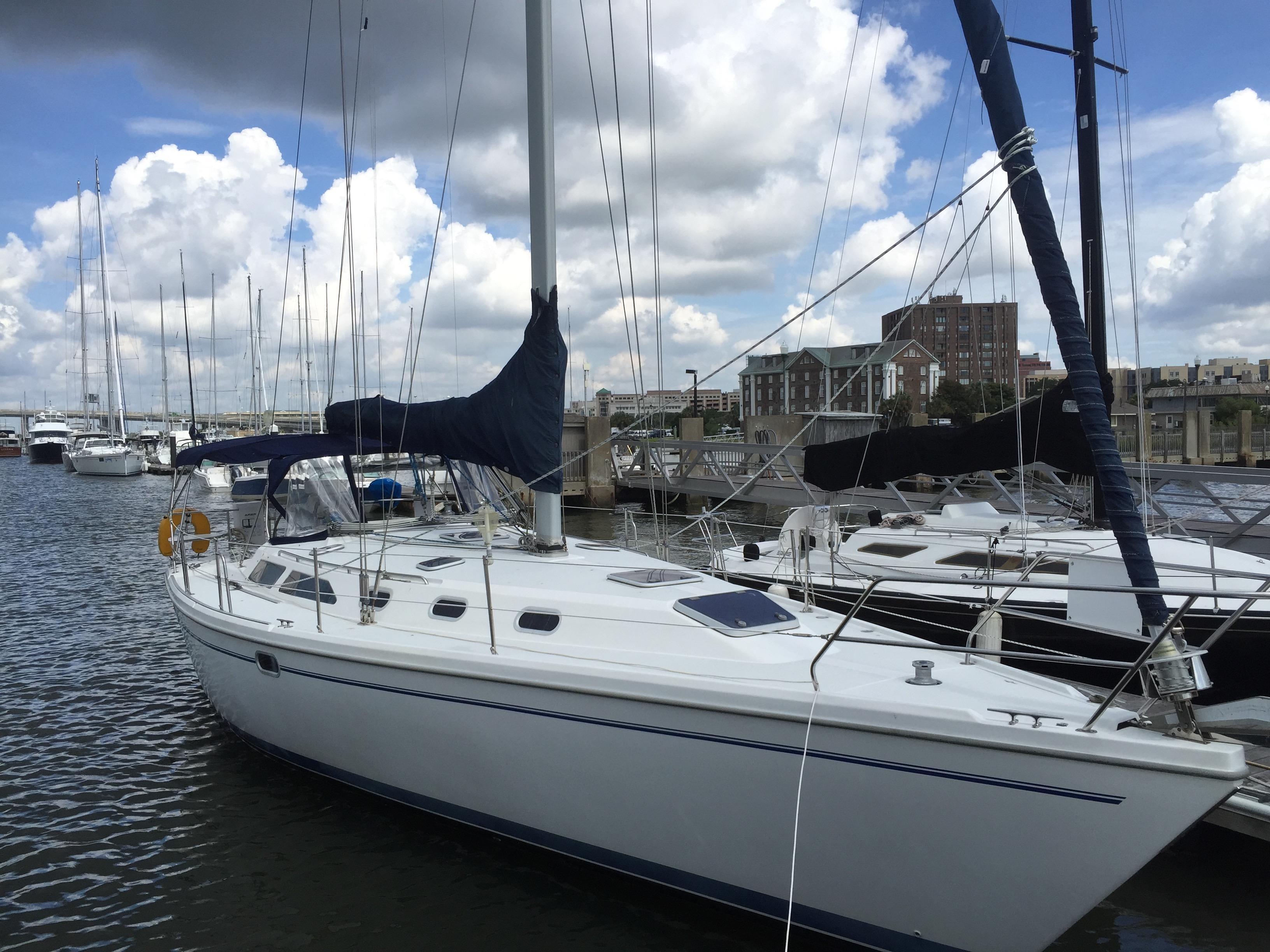 2000 Catalina 42 MkII Sail Boat For Sale Wwwyachtworldcom