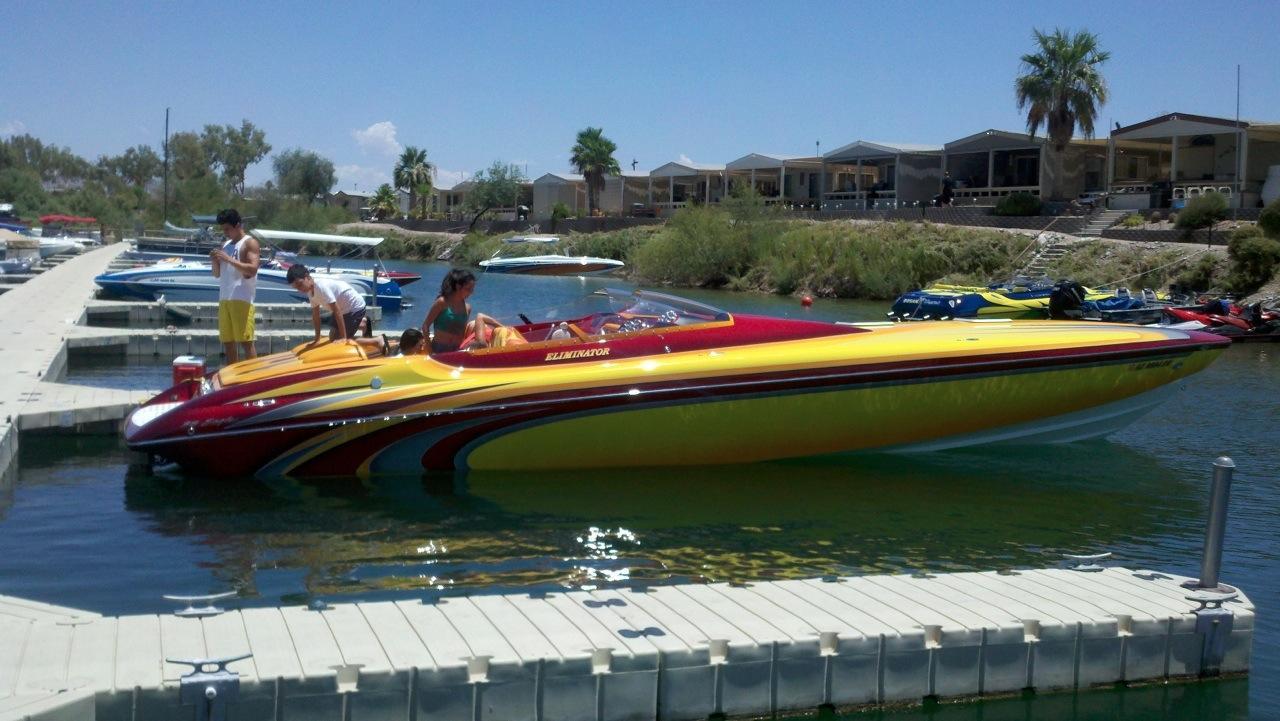 2006 Eliminator 380 Eagle Power Boat For Sale Www