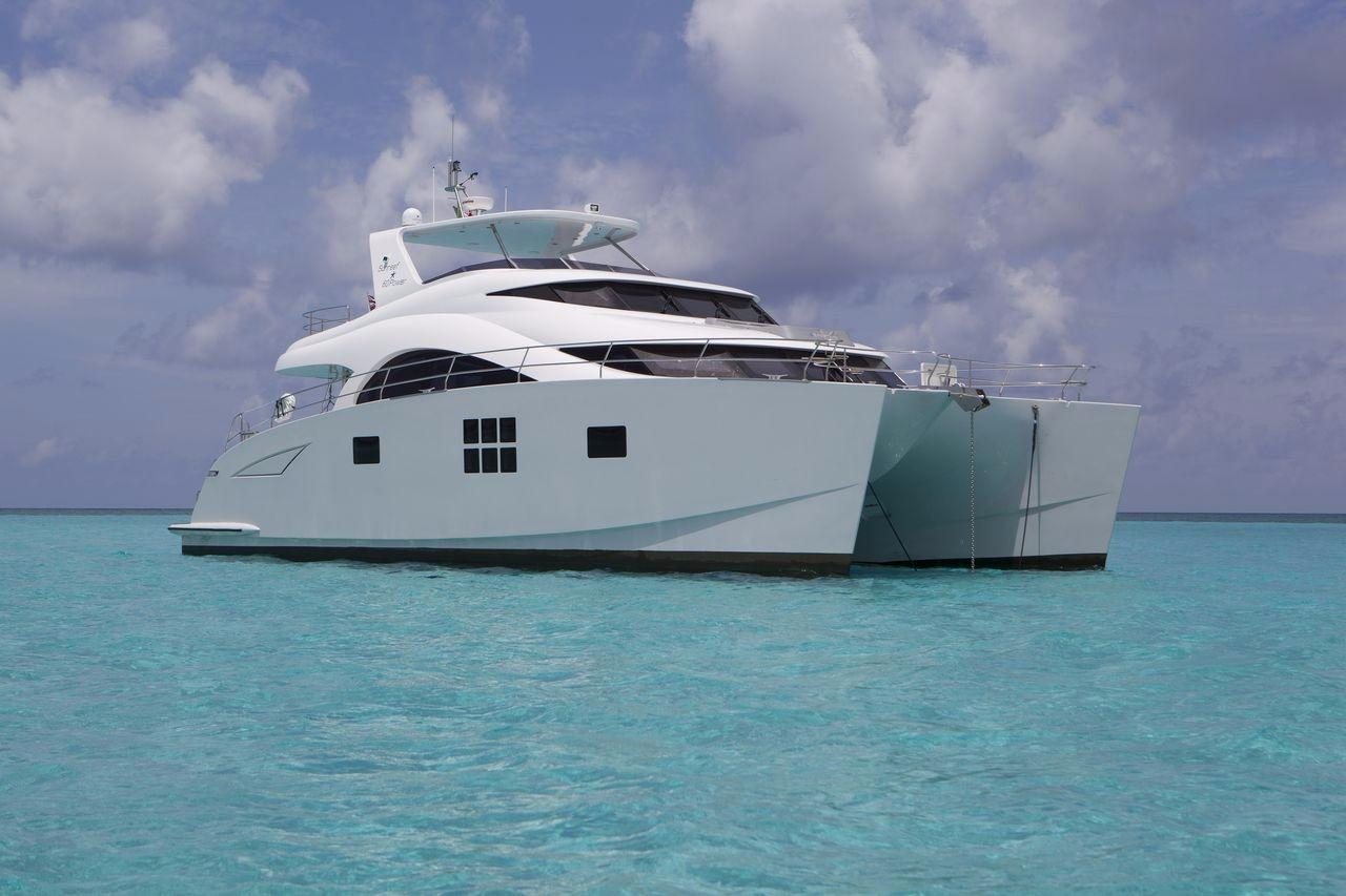 2017 Sunreef 60 power Power Boat For Sale  wwwyachtworld