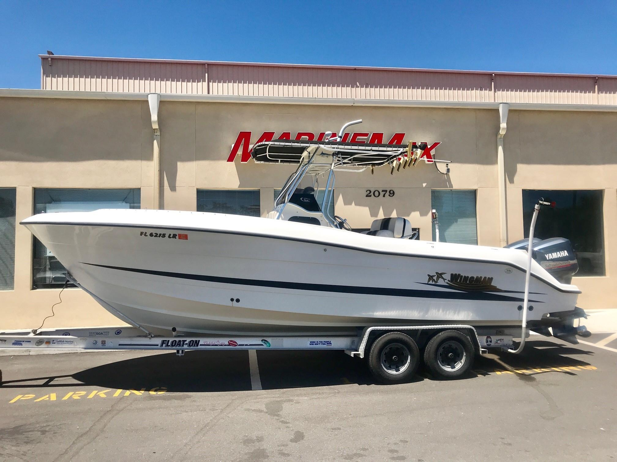 2001 Hydra Sports 2596 Vector Power Boat For Sale Www