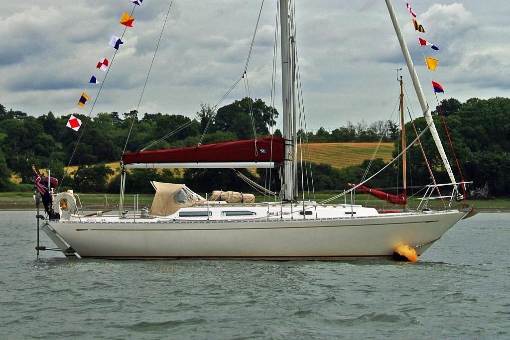 1997 Rustler 36 Sail Boat For Sale Wwwyachtworldcom