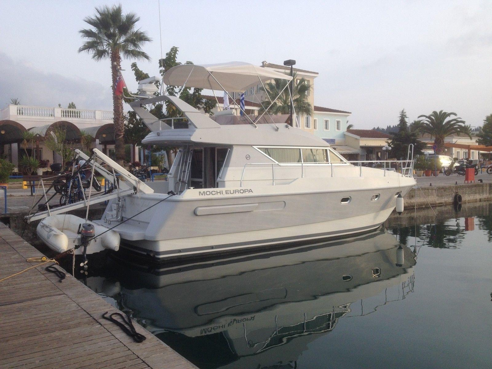 1990 Mochi Craft Europa 40 Power New And Used Boats For Sale