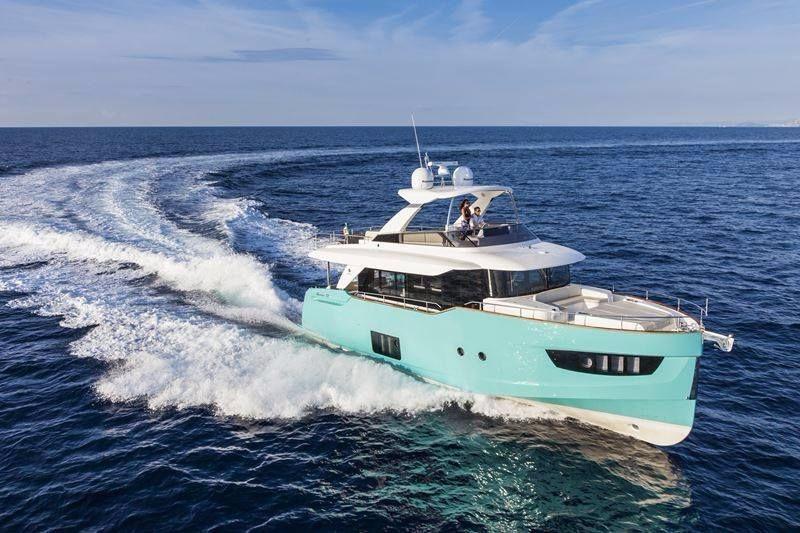 2018 Absolute Navetta 58 ABSOLUTE NAVETTA 58 Power Boat