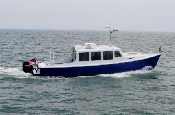 2013 Eco Trawler Aluminum Power Boat For Sale Www