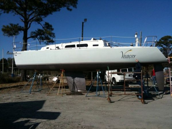 2002 Cape Fear Cape Fear 38 Sail Boat For Sale Www