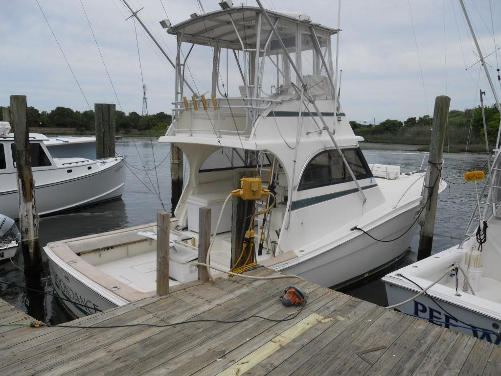 1986 Topaz 37 Sportfisherman W Flybridge Power Boat For Sale Wwwyachtworldcom