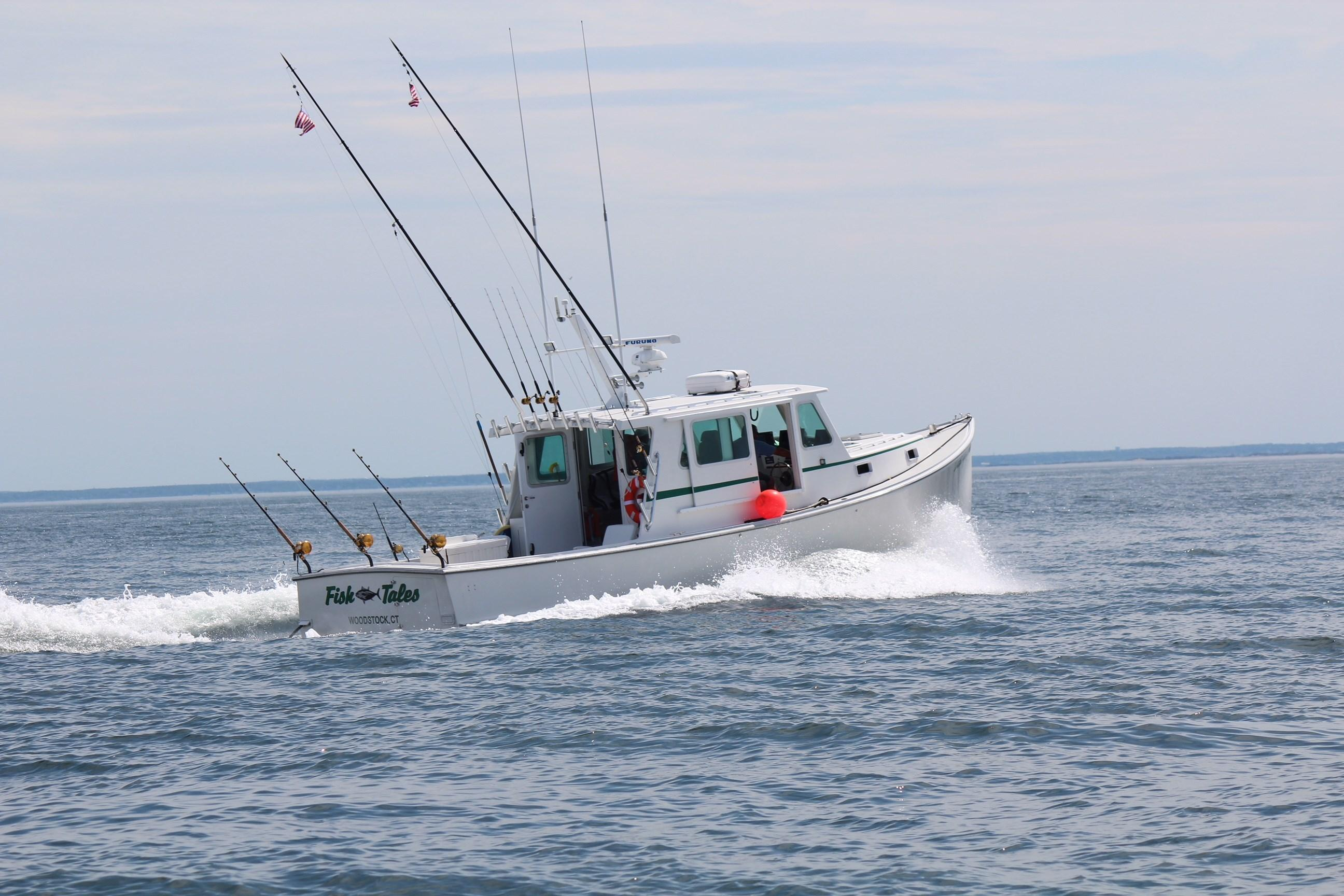 2005 Duffy Down East Sportfish Power Boat For Sale Www