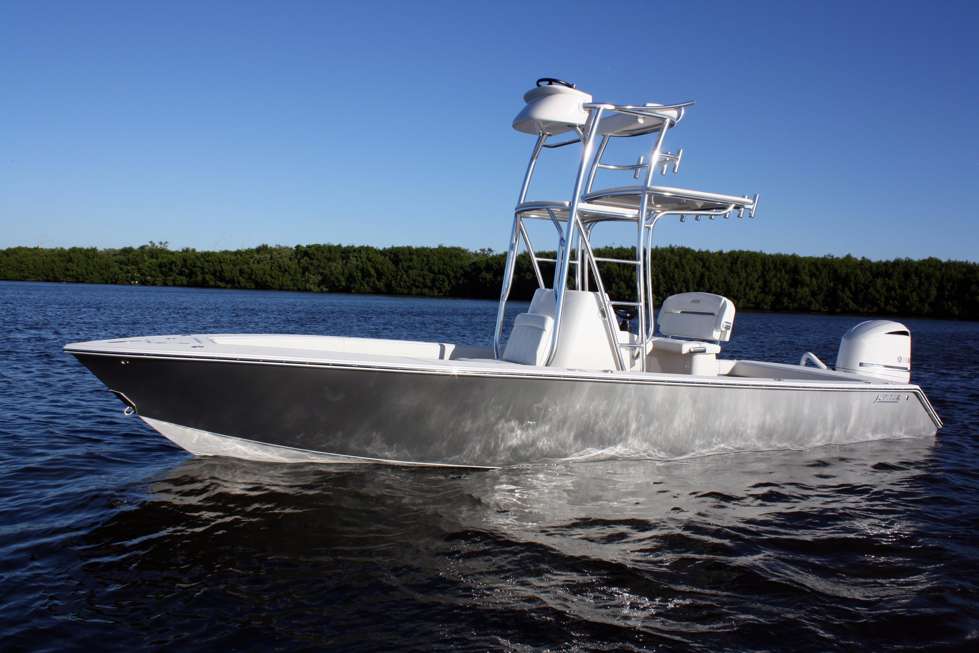 2019 Jupiter 25 Bay Power Boat For Sale Wwwyachtworldcom