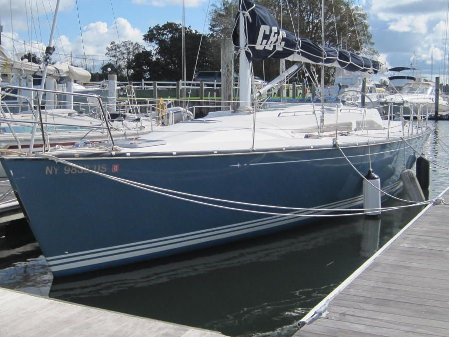 2000 CampC 121 Sail Boat For Sale Wwwyachtworldcom