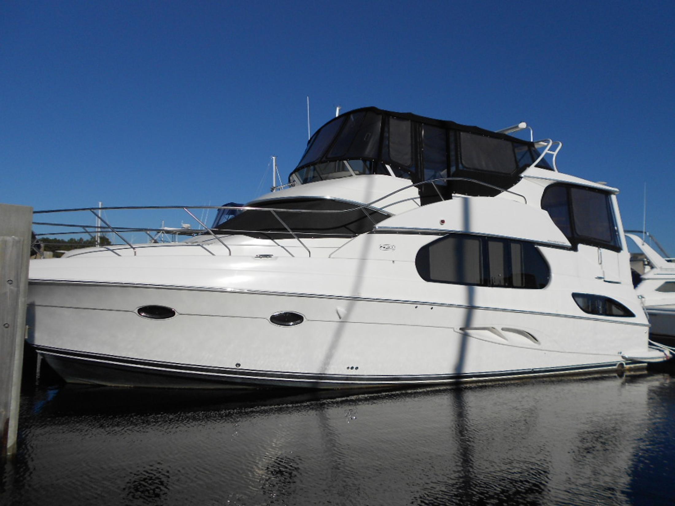 2003 Silverton Motor Yacht Power Boat For Sale Www