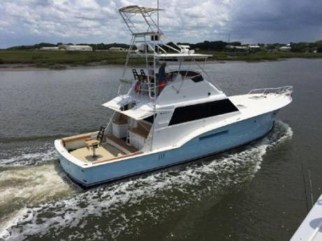 Hatteras 53 Convertible Boats For Sale YachtWorld