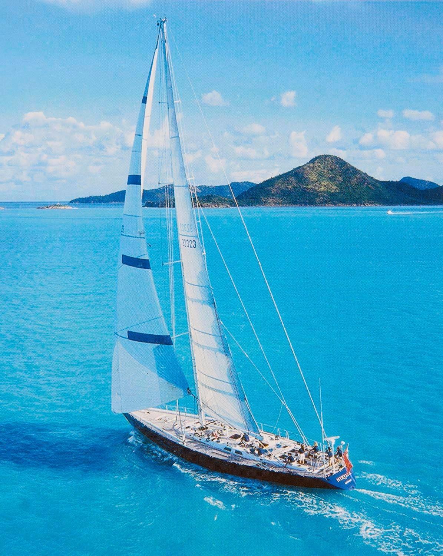 1982 Palmer Johnson Dave Pedrick Maxi Sail New And Used
