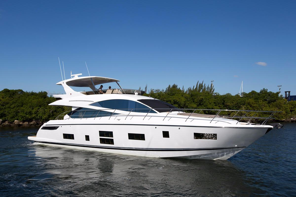 2017 Pearl 65 Motor Yacht Power Boat For Sale Www