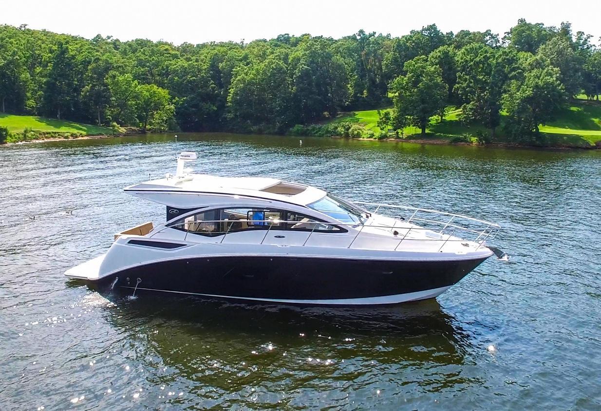 2017 Sea Ray Sundancer 400 Power Boat For Sale Www
