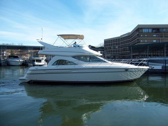 1999 Maxum 4100 SCB Power Boat For Sale Wwwyachtworldcom