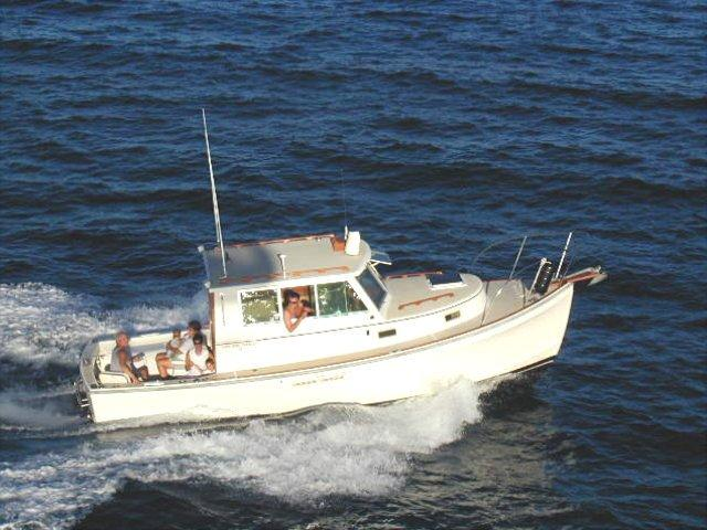 1986 Cape Dory Cruiser Power Boat For Sale Www