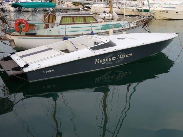 1970 Magnum 27 Power Boat For Sale Wwwyachtworldcom