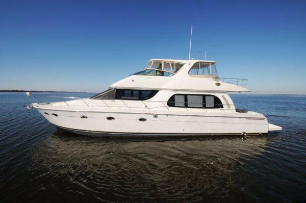 2006 Carver 56 Voyager Power Boat For Sale Wwwyachtworldcom