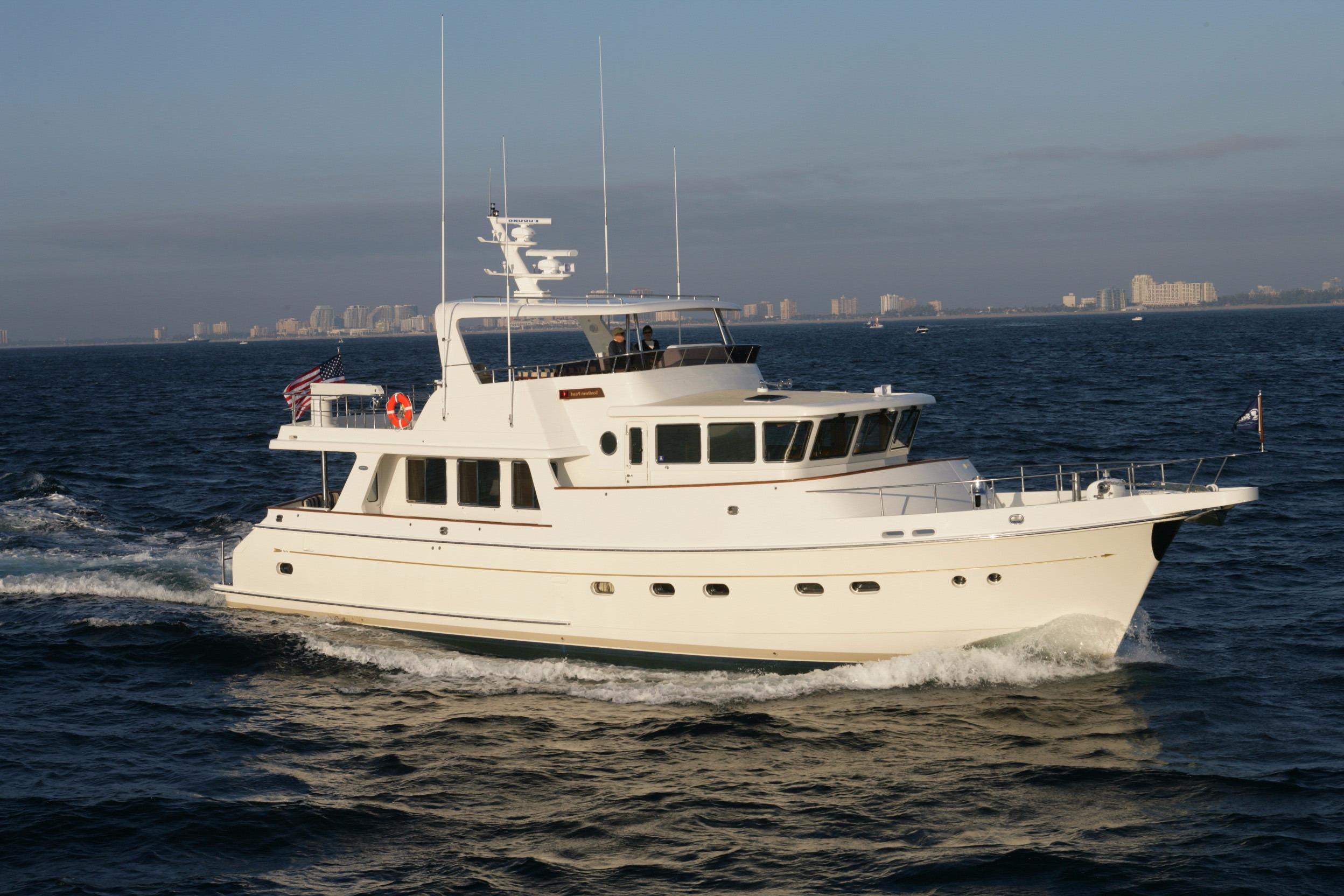 2008 Selene Selene 62 Power Boat For Sale Wwwyachtworldcom